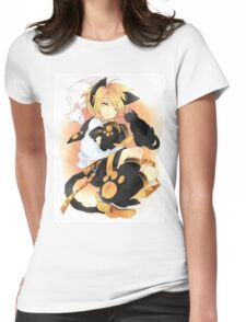 Kagamine Len Womens Fitted T-Shirt