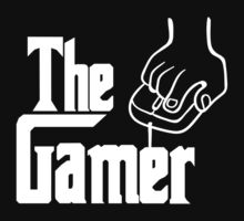 The Gamer Godfather T Shirt One Piece - Short Sleeve
