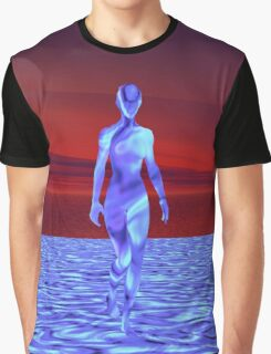 WALKING ON WATER Graphic T-Shirt