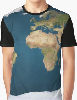 WORLD - EARTH - PLANET Graphic T-Shirt