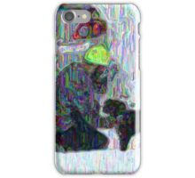 16 00887 0 x old master iPhone Case/Skin