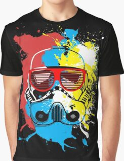 Party Trooper Graphic T-Shirt