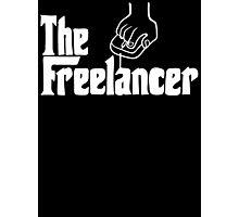 Freelance Designer T Shirt Photographic Print