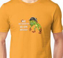 Hearthdecko Murloc Pirate Unisex T-Shirt