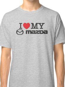 I love my MAZDA JDM japan car lover Classic T-Shirt