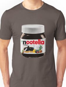 pingu nutella, nootella  Unisex T-Shirt