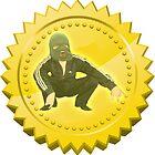 Gopnik award sticker by lifeofboris