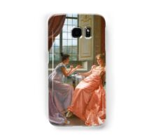VITTORIO REGGIANINI ITALIAN  AN AMUSING LETTER Samsung Galaxy Case/Skin