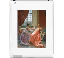 VITTORIO REGGIANINI ITALIAN  AN AMUSING LETTER iPad Case/Skin