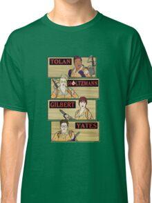 Tolan, Holtzman, Gilbert, Yates Classic T-Shirt