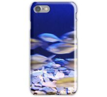 fishes in aqaurium iPhone Case/Skin