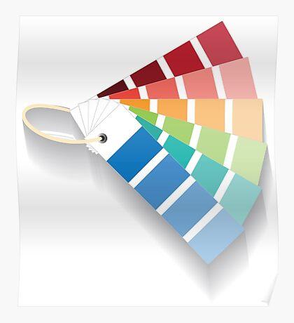 PANTONE Color Poster