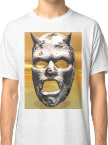 MASK OF STONE Classic T-Shirt