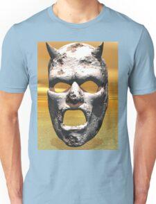 MASK OF STONE Unisex T-Shirt