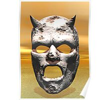 MASK OF STONE Poster