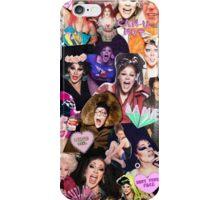 Thorgy Thor collage #1 iPhone Case/Skin