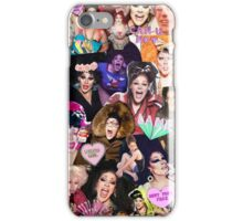 Thorgy Thor collage #1 iPhone Case/Skin