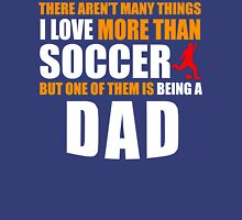 fathers day gift SOCCER Unisex T-Shirt