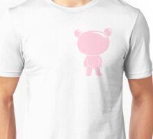 Pink Bubble Bear Unisex T-Shirt