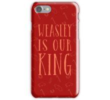 ron weasley iPhone Case/Skin