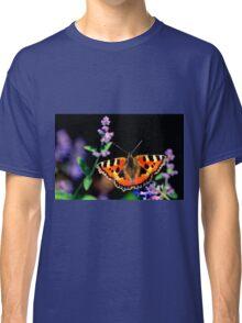 small tortoiseshell butterfly Classic T-Shirt