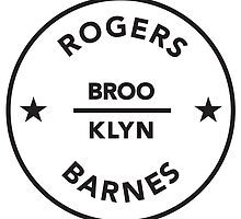 ROGERS & BARNES by sittingdowntype