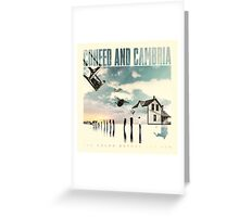 Coheed and Cambria - The Color Before The Sun Greeting Card