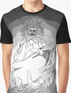 Troctopus meets a fishy Graphic T-Shirt