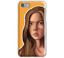 Female Portrait iPhone Case/Skin