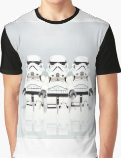 Storm Trooper Line up Graphic T-Shirt