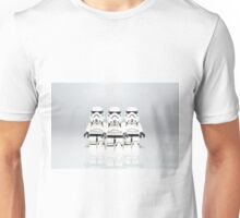 Storm Trooper Line up Unisex T-Shirt