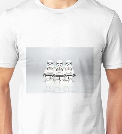 Storm Trooper Line up Unisex T-Shirt