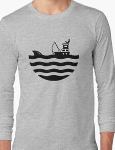 Going to need a slightly bigger boat Long Sleeve T-Shirt