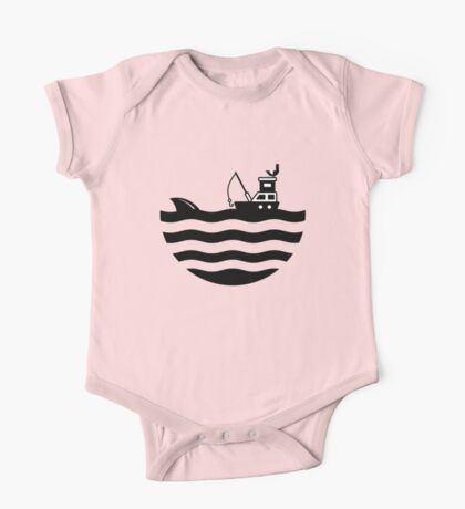 Going to need a slightly bigger boat One Piece - Short Sleeve