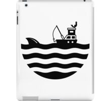 Going to need a slightly bigger boat iPad Case/Skin