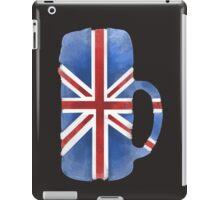 UK Beer Flag iPad Case/Skin