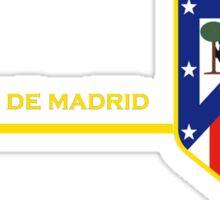 Atletico de Madrid Sticker