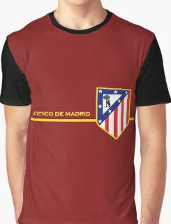 Atletico de Madrid Graphic T-Shirt