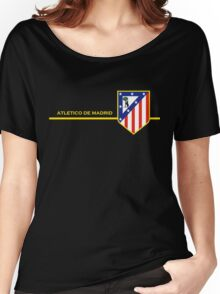 Atletico de Madrid Women's Relaxed Fit T-Shirt