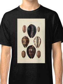 Thesaurus conchyliorum Monographs of genera of shells George Brettingham Sowerby 1887 V1-V5 402 Classic T-Shirt