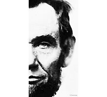 Abraham Lincoln - An American President Photographic Print