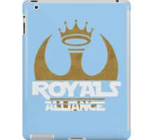 STAR WARS DAY AT THE K iPad Case/Skin