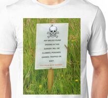 Who do you think you are kidding Mr Gardener? Unisex T-Shirt
