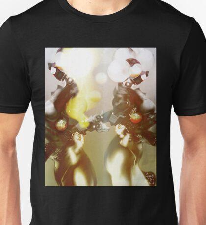 Machine A + B Unisex T-Shirt