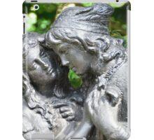 our shining love iPad Case/Skin