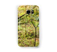 Green nature Samsung Galaxy Case/Skin