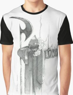 Limited Edition Tomahawk Dynasty Artwork Graphic T-Shirt