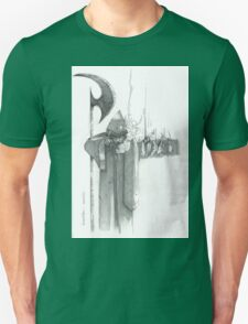 Limited Edition Tomahawk Dynasty Artwork T-Shirt