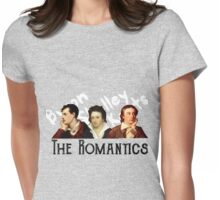 The Romantics in yellow Womens Fitted T-Shirt