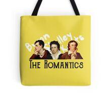 The Romantics in yellow Tote Bag